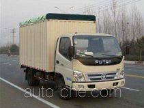 Foton BJ5049CPY-BA soft top box van truck