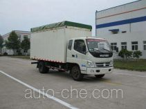 Foton BJ5049CPY-CF soft top box van truck