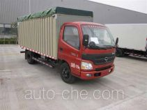 Foton BJ5049CPY-F3 soft top box van truck