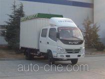 Foton BJ5049CPY-FC soft top box van truck