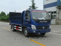 Foton BJ5049CTY-F1 trash containers transport truck