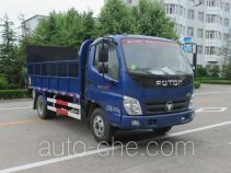 Foton BJ5049CTY-F2 trash containers transport truck