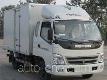 Foton Ollin BJ5049V7CD6-KA box van truck