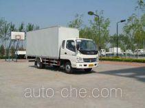 Foton Ollin BJ5049V7CEA-KA3 box van truck