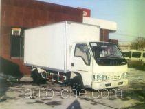 Foton Ollin BJ5049V7BD6 box van truck