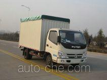 Foton BJ5049V8BEA-4 soft top box van truck