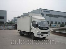 Foton Ollin BJ5049V8BFA-E2 soft top box van truck