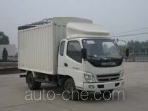 Foton Ollin BJ5049V8CE6-A2 soft top box van truck