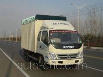 Foton BJ5049V8CEA-4 soft top box van truck