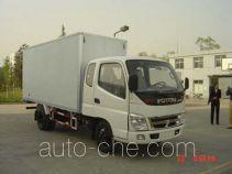 Foton Ollin BJ5049V9CW6-A box van truck