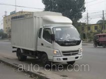 Foton Ollin BJ5049V8CEA-A5 soft top box van truck