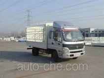福田牌BJ5049V8CEA-FB型仓栅式运输车