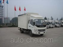 Foton Ollin BJ5049V8CFA-E2 soft top box van truck
