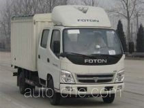 Foton Ollin BJ5049V8DE6-A soft top box van truck