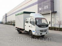 Foton BJ5049V8DEA-7 soft top box van truck