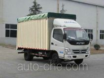 Foton BJ5049V9BBA-3 soft top box van truck