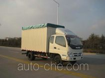 Foton BJ5049V9CEA-2 soft top box van truck