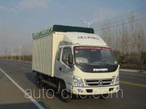 Foton BJ5049V9CEA-FB soft top box van truck