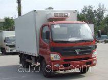 福田牌BJ5049XLC-1型冷藏车