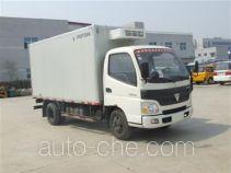 福田牌BJ5049XLC型冷藏车