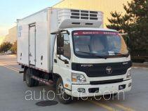 福田牌BJ5049XLC-A3型冷藏车