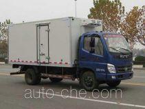 福田牌BJ5049XLC-BB型冷藏车
