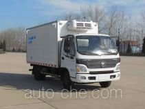 Foton BJ5049XLC-F1 refrigerated truck