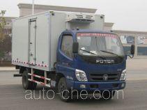 福田牌BJ5049XLC-FA型冷藏车