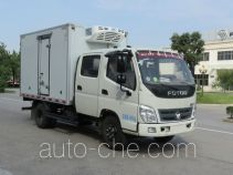 Foton BJ5049XLC-FC refrigerated truck