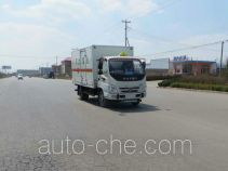 Foton BJ5049XQY-AC explosives transport truck