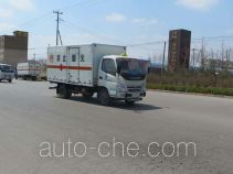 Foton BJ5049XQY-AB explosives transport truck