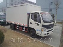 Foton BJ5049XWT-F1 mobile stage van truck