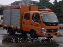 福田牌BJ5049XXH-AD型救险车