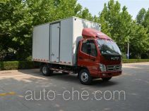 Foton BJ5049XXY-B1 box van truck