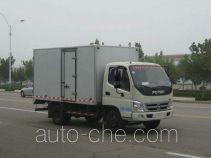 Foton BJ5049XXY-FK box van truck