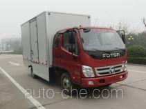 Foton BJ5049XXYEV2 electric cargo van