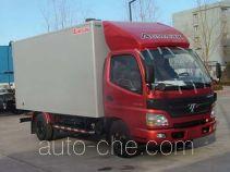 Foton Ollin BJ5050VBBE6-C box van truck