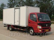 Foton Ollin BJ5060VCBE8 box van truck