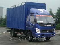 Foton BJ5051VBCFA-1 soft top box van truck