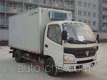 福田牌BJ5051XLC-FB型冷藏车