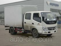 Foton Ollin BJ5059V7DE6-LE box van truck