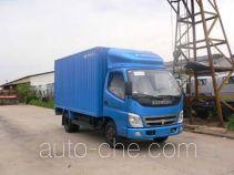 Foton Ollin BJ5059VBBE6-KE box van truck