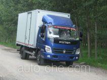 Foton BJ5059VBBEA-A2 box van truck
