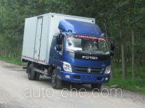 Foton BJ5079XXY-CB box van truck