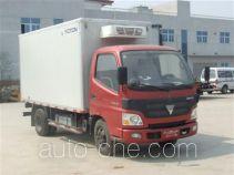福田牌BJ5059XLC型冷藏车
