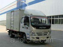Foton BJ5059XXY-CB box van truck