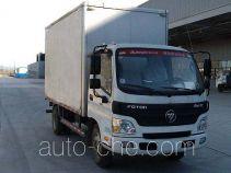 Foton BJ5061VDBD6-FC box van truck