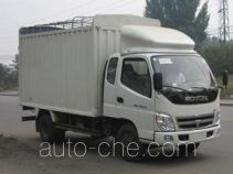Foton Ollin BJ5069VBCEA-C5 soft top box van truck