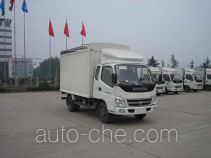 Foton Ollin BJ5069VBCFA-A2 soft top box van truck