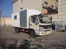Foton BJ5069XJS-F1 мобильная водоочистная установка